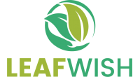 LeafWish logo