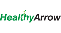HealthyArrow logo