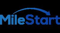 MileStart logo