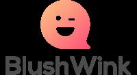 BlushWink logo
