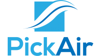 PickAir logo