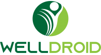 WellDroid logo