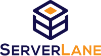 ServerLane logo