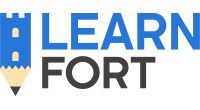 LearnFort logo