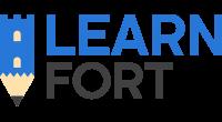 LearnFort logo