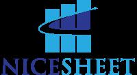 NiceSheet logo