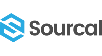 Sourcal logo