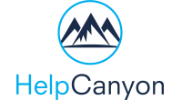 HelpCanyon logo