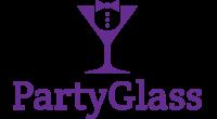 PartyGlass logo