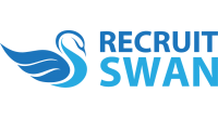 RecruitSwan logo