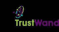 TrustWand logo