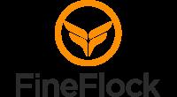 FineFlock logo