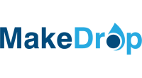 MakeDrop logo