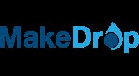 MakeDrop logo
