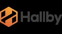 Hallby logo
