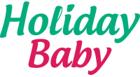 HolidayBaby logo