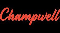 Champwell logo