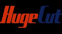 HugeCut logo