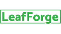 LeafForge logo