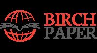 BirchPaper logo