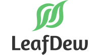 LeafDew logo