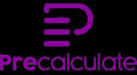 Precalculate logo