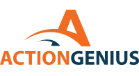 ActionGenius logo