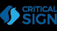 CriticalSign logo