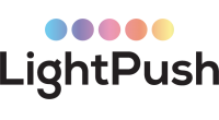 LightPush logo