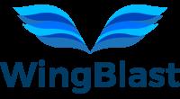 WingBlast logo