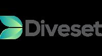 Diveset logo