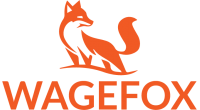 WageFox logo