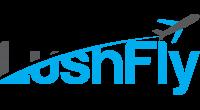 LushFly logo