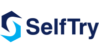 SelfTry logo
