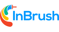 InBrush logo