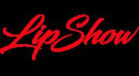 LipShow logo