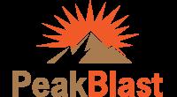 PeakBlast logo