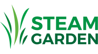 SteamGarden logo