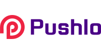Pushlo logo